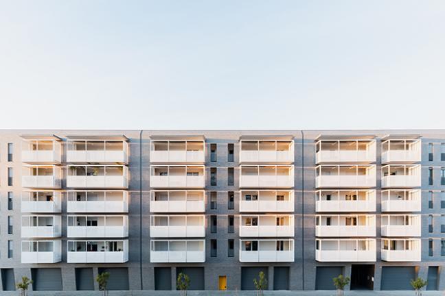 Social housing in Apulia