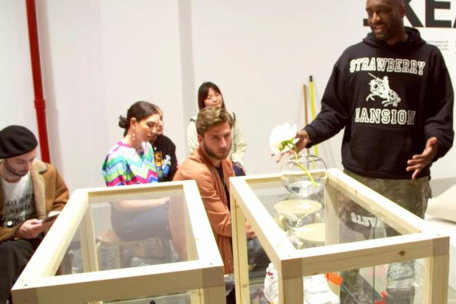 Pierwsze produkty z kolekcji IKEA x Virgil Abloh