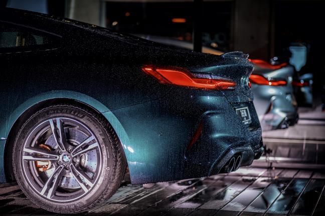 Nowe BMW M8 – unikatowa symbioza sportowej mocy