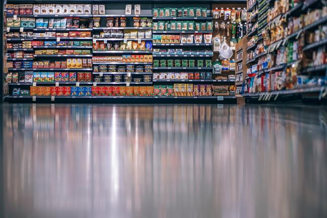 Berliński supermarket podaje ceny wraz z kosztem klimatycznym