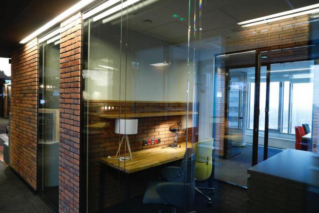 Business Link Nowa Zebra - pierwsze butikowe biura coworkingowe