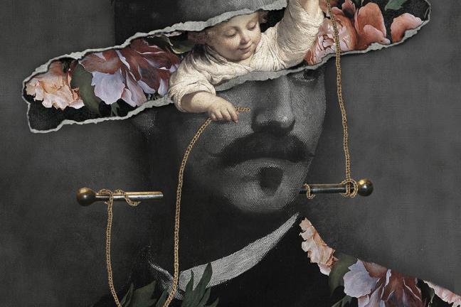 Renaissance collages