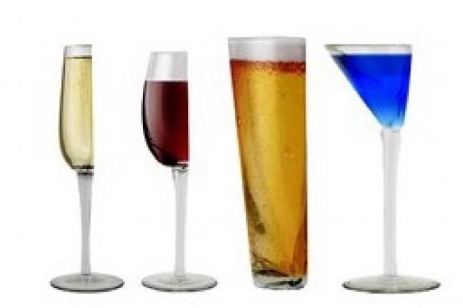 Half empty glass