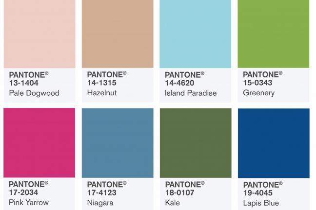 Znamy kolor roku Pantone 2018!