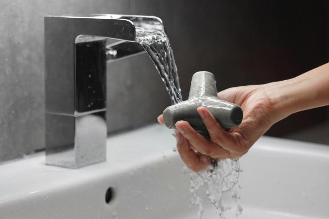 Mydło, które nie wypadnie z rąk