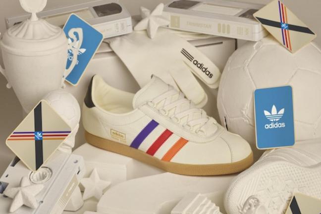 Adidas powraca do lat 70-tych