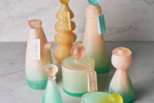 Opakowania wykonane z mydła