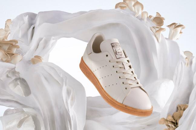 Adidas prezentuje buty z grzybni