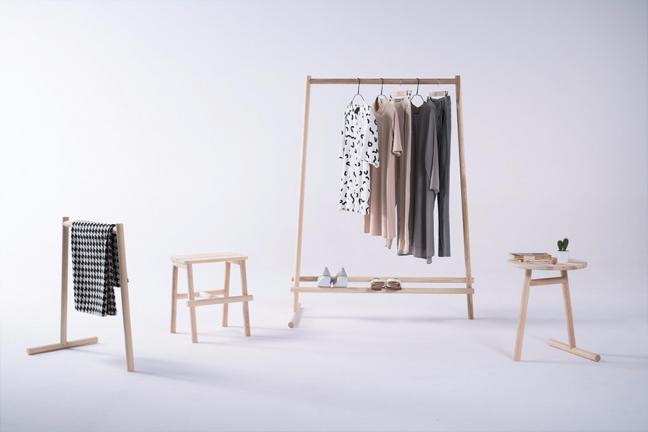 Extremly minimalistic furniture