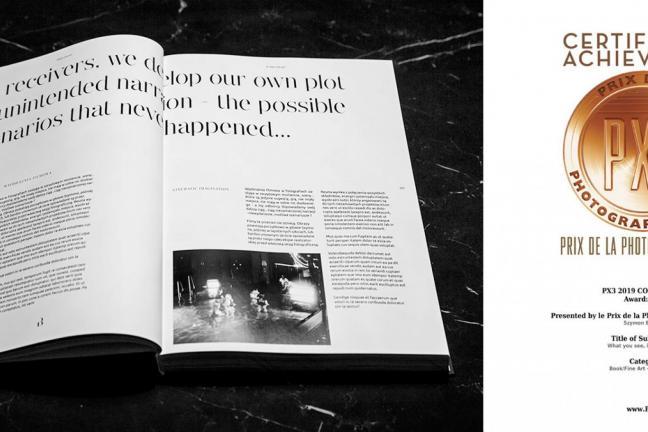 Najnowsza publikacja polskiego fotografa nagrodzona w prestiżowym konkursie w Paryżu