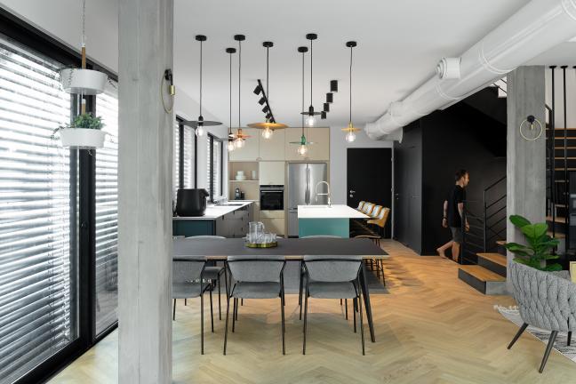 LG HOUSE – modern family home