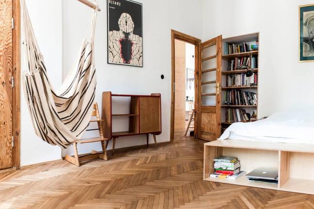 Warszawskie mieszkanie Kai i Marcina