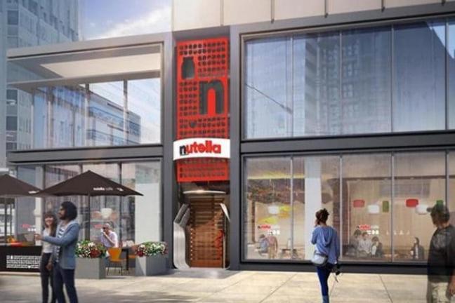Nutella otwiera swoją restaurację