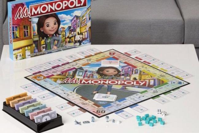 Monopoly stworzył nową wersję gry, w której kobiety zarobią więcej