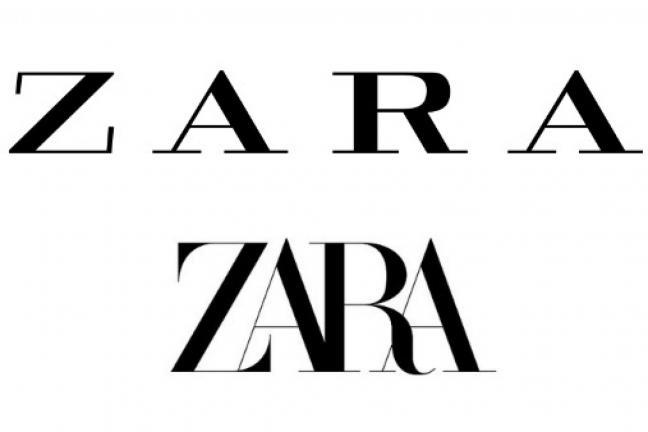 Zara ma nowe logo