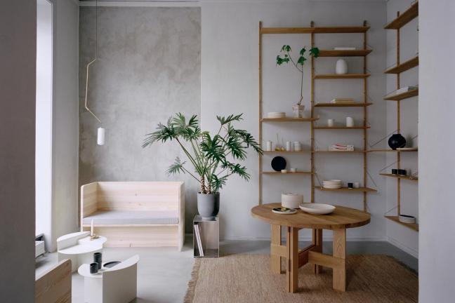 A Danish flat full of senses