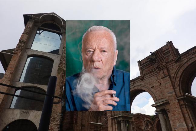 Paweł Kowalewski – jedyny Polak na wystawie w Turynie