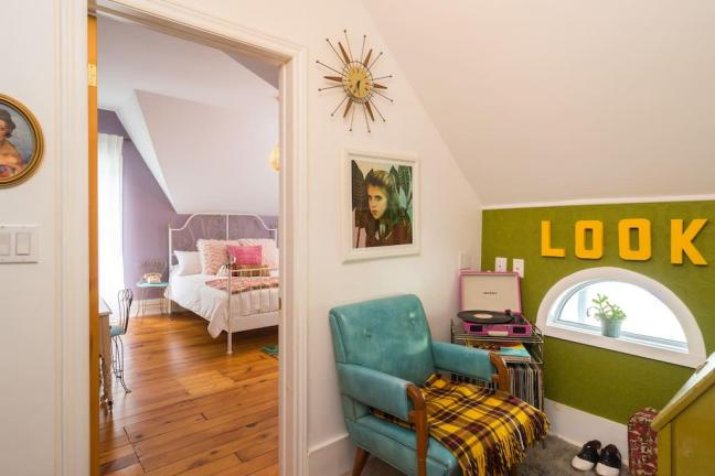 The house on Airbnb from Wes Anderson movies