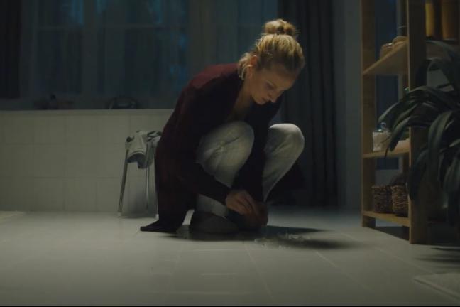 IKEA w swojej reklamie zwraca uwagę na problem przemocy domowej