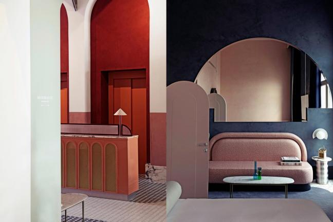 Hotel w kolorach Wenecji