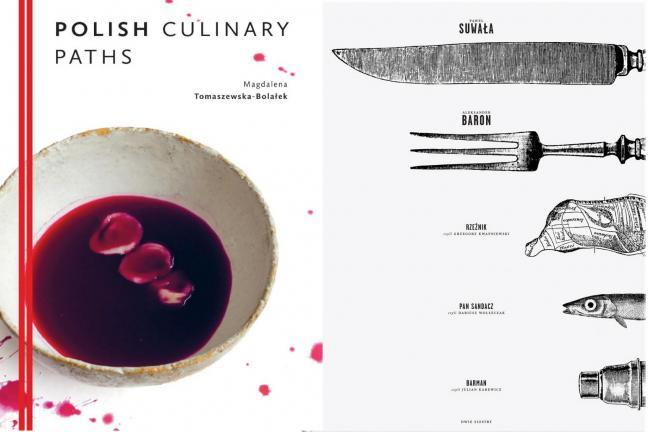 Polskie książki kulinarne wśród najlepszych na świecie