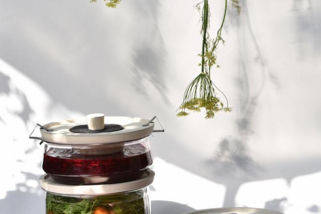 M°Or - zestaw naczyń do domowej fermentacji