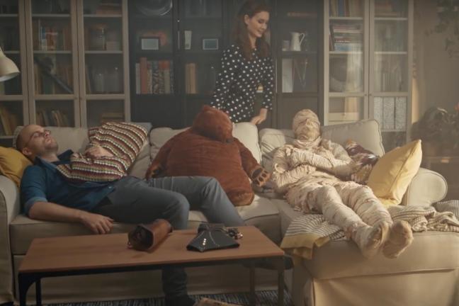 IKEA wykorzystuje w swojej kampanii technikę ASMR