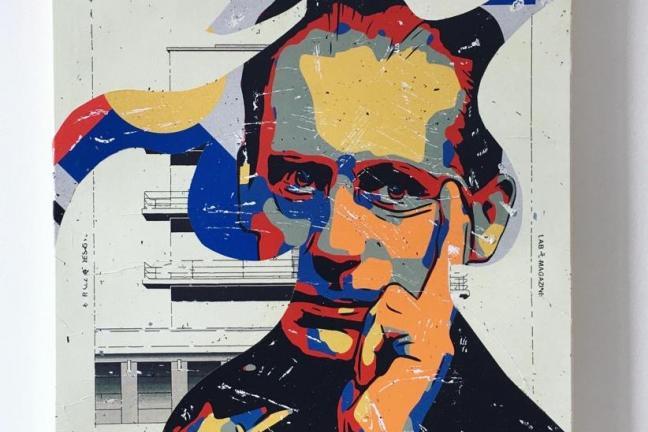 Sasha Knezevic i duch Bauhausu – artystyczne starcie na polu sztuki
