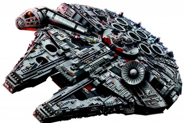 Największy set LEGO