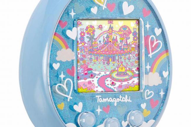 Tamagotchi is back!