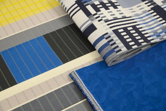 Tkaniny Bauhausu w ofercie nowojorskiej marki