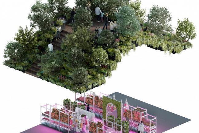 IKEA i Tom Dixon stworzą kolekcję dla miejskich farmerów