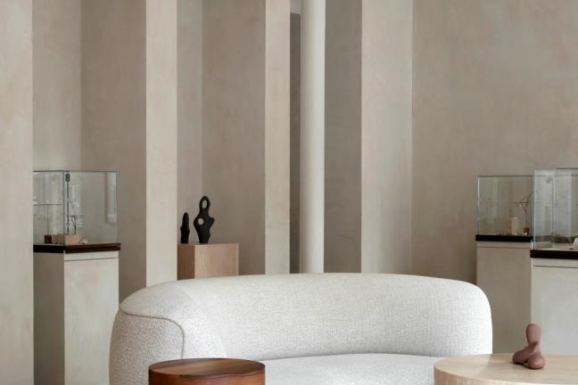 Wnętrze inspirowane twórczością Picassa i Matisse'a