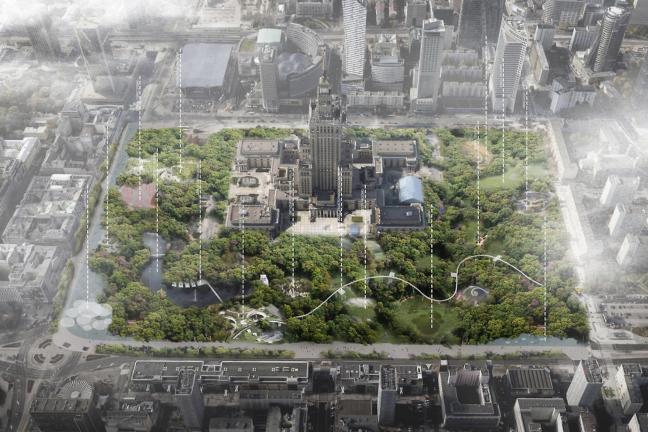 Rusza inicjatywa na rzecz poparcia Parku Centralnego