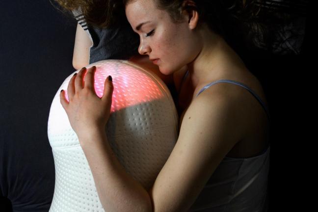 Poduszka, która pomoże zasnąć