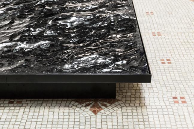 Liquid marble