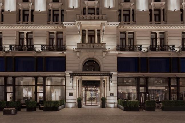 Warszawski hotel jednym z 10 najlepszych w Europie!