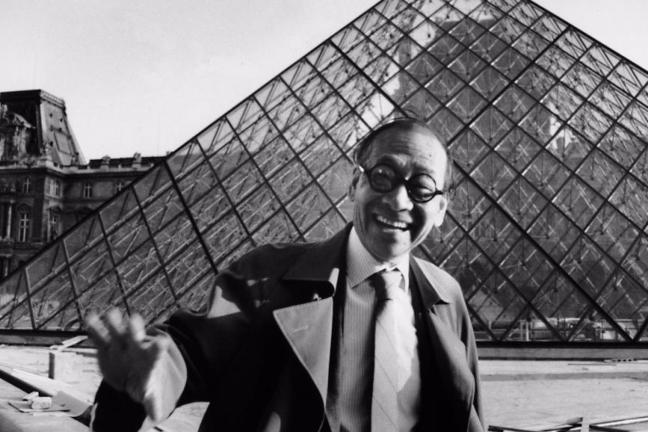 Nie żyje twórca słynnej piramidy w Luwrze