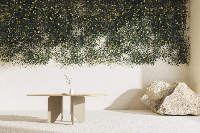 Nelson de Araújo zaprojektował unikatowy stół dla polskiej marki