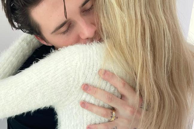 Moc przytulania w kampanii Zalando