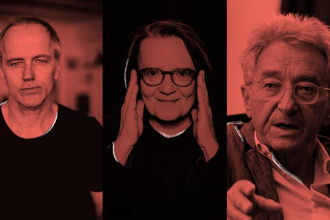 X muza: Agnieszka Holland, Allan Starski oraz Martin Ruhe w honorowym jury konkursu Papaya Young Directors