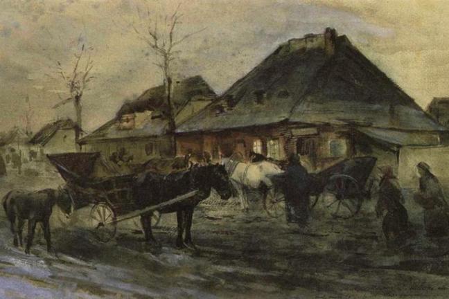 Obraz Gierymskiego odzyskany