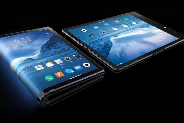Pierwszy składany telefon świat. I nie jest to Samsung!