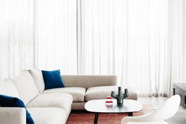 Luksusowy minimalizm w Hampton