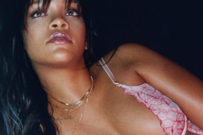 Rihanna tworzy kolekcję bielizny