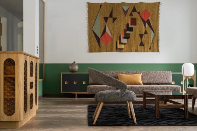 Willa w stylu Bauhaus