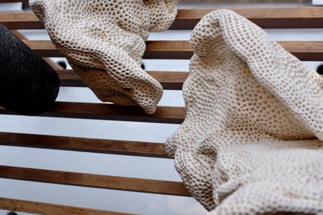 Organiczne rzeźby Michała Aneli