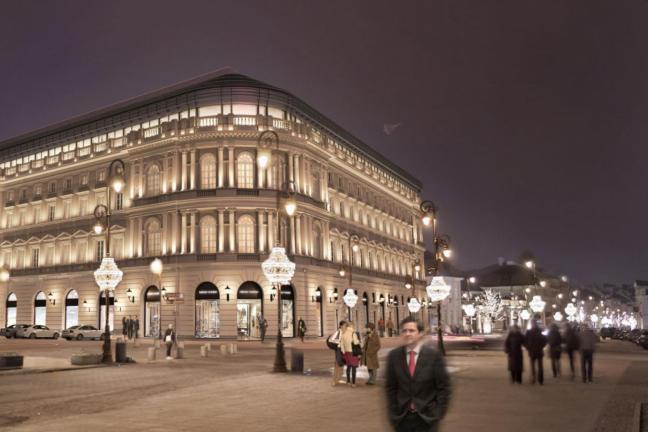 Jak będzie wyglądał Hotel Europejski?