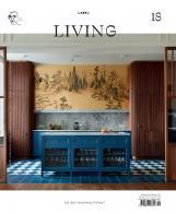 Okładka magazynu LIVING Magazine