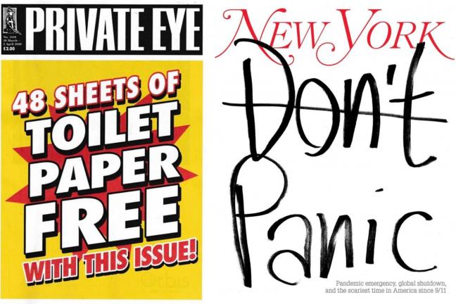 Kreatywne reakcje magazynów na pandemię